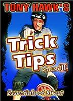 Tony Hawk's Trick Tips 2: Essentials Street [DVD] [Import]