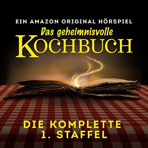 Das geheimnisvolle Kochbuch Titelbild