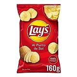 Lay's - patatas fritas al punto de sal,160 gr