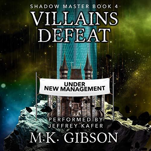 Villains Defeat cover art