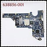 REFIT 638856-001 fit for G4 G6 G7 G7-1000 Laptop Motherboard DA0R22MB6D0 100% Tested