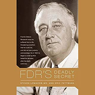 FDR's Deadly Secret cover art