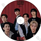 K-POP●DVD●ASTRO●2021●PV/TV●-●ONE●Knock●Blue●Flame●All●Night●Always●You●Crazy●Sexy●Cool●Baby●-●ASTRO●アストロ●音楽収録●PV●KPOP●DVD 303