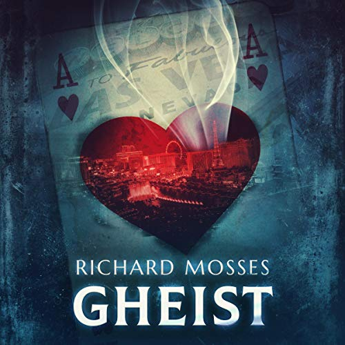 Gheist Audiobook By Richard Mosses cover art
