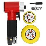 Pulidora neumática Pulidora industrial Lijadora neumática con disco de pulido de 2-3 pulgadas para pulido(AT-1500C)