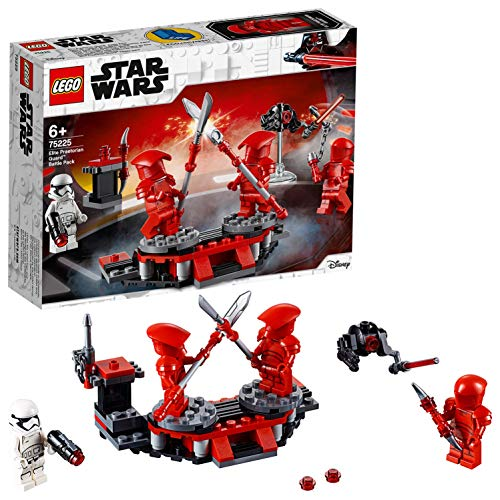 Lego Star Wars 75225 Elite prétorienne Guard Pack combat Brand New /& Boxed