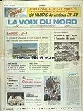 VOIX DU NORD (LA) [No 13326] du 10/05/1987 - LE PROCES BARBIE A LYON - LES...