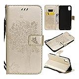 kuaijiexiaopu Étuis Pour Sony Xperia Z5 Compact Z5 Mini, cas de téléphone portefeuille en cuir...