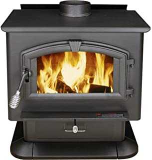 wood burning stove 3000 sq ft