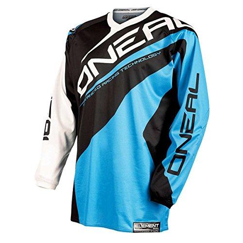 Oneal Element Racewear Jersey, Farbe blau, Größe L