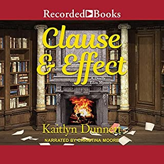 Clause and Effect audiobook cover art