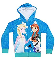 Frozen hoodies for tween girls