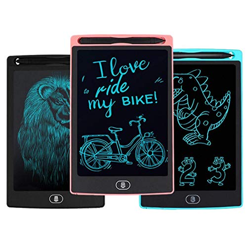 Feriay 6.5inch LCD Electronic Drawing Board Kids Grobe Handschrift Writing Tablet Laptops