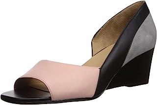 9c8d3c792 Amazon.com  Wedge - Pink   Pumps   Shoes  Clothing