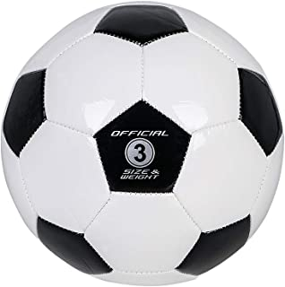 YANYODO Traditional Soccer Ball for Training Recreation...