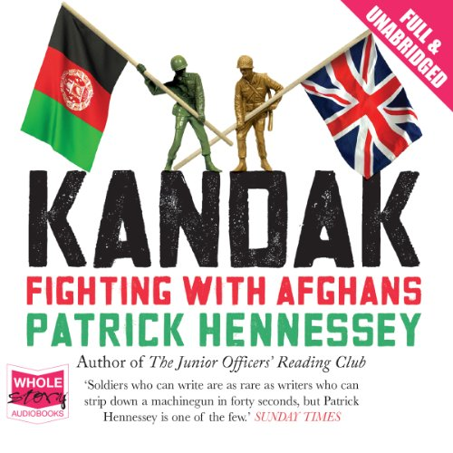 Kandak cover art