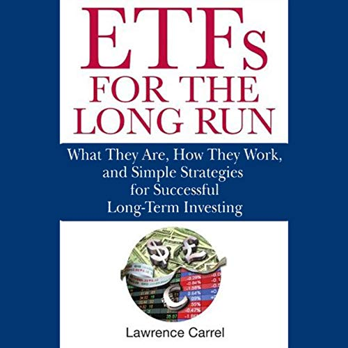 Page de couverture de ETFs for the Long Run
