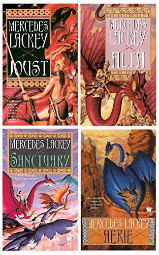 The Dragon Jousters Box Set: Volumes 1-4, Joust, Alta, Sanctuary, Aerie