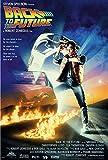 Close Up Zurück in die Zukunft Poster Michael J. Fox (61