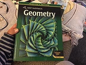 Holt McDougal Geometry, Teacher's Edition (Common Core Edition)
