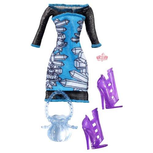 Monster High - Muñeca Moda, Abbey (Mattel Y0401)
