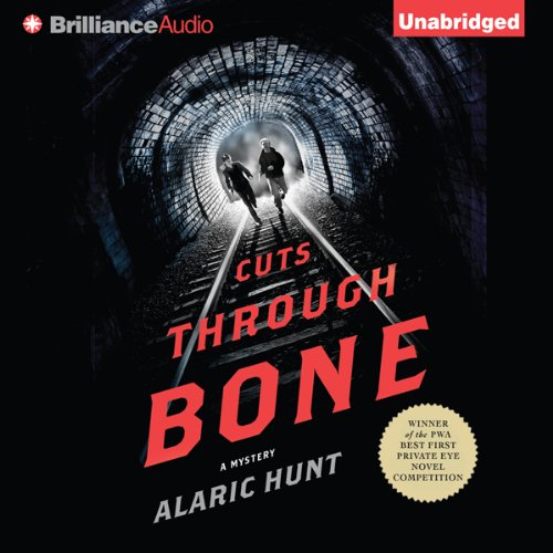 Cuts Through Bone audiobook cover art