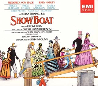 Show Boat 1988 Studio Cast