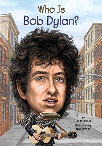 『Who Is Bob Dylan?』のカバーアート