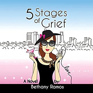 5 Stages of Grief audiobook cover art