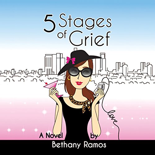 5 Stages of Grief cover art