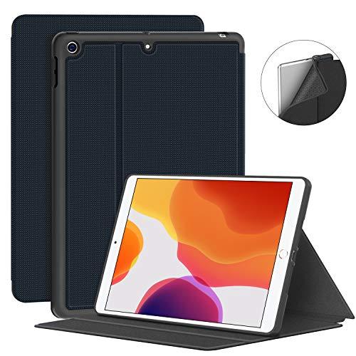 Supveco for iPad 8th Generation Case 2020 / iPad 7th Generation Case 2019, iPad Case 8th Generation/iPad Case 7th Generation with Auto Wake/Sleep Function, 10.2 inch iPad Case for iPad 8 / iPad 7