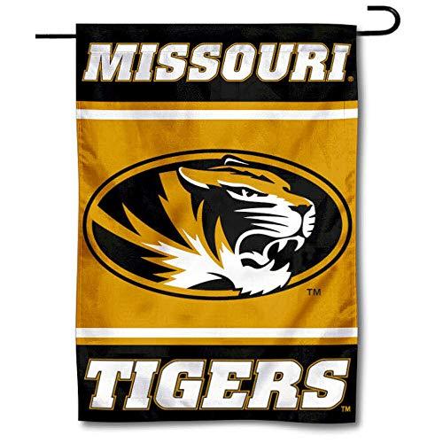 College Flags & Banners Co. Missouri Mizzou Tigers Garden Flag