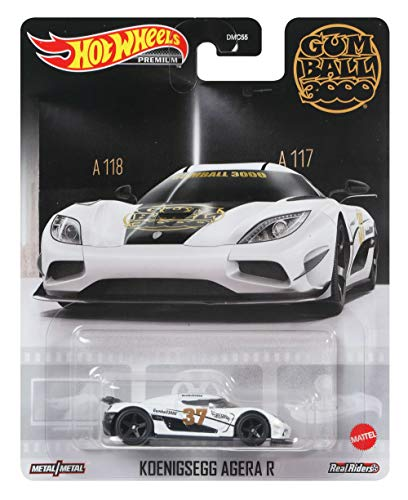 Hot Wheels Retro Entertainment Collection of 1:64 Scale Vehicles from Blockbuster Movies, TV, & Video Games, Iconic Replicas for Play or Display, Gift for Collectors