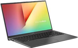 ASUS VivoBook 15 ノートパソコン 15.6インチ FHD 第10世代 Intel Core i3 1005G1 CPU (最大3.4GHz) 8GB DDR4 RAM 256GB SSD 指紋リーダー Windows 10 スレ...