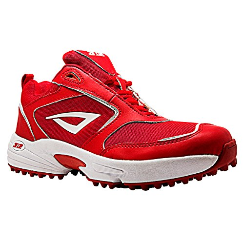 3N2 Mofo Turf Trainer Red, 7.5
