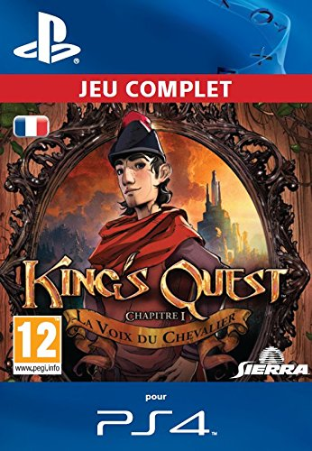 King's Quest - Chapter 1: A Knight to Remember [Jeu Complet] [Code Jeu PSN PS4 - Compte français]