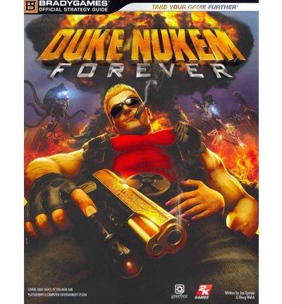 [(Duke Nukem Forever Official Strategy Guide )] [Author: Joe Epstein] [Jun-2011]