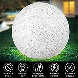 Zoom IMG-1 bakaji lampada design sfera da