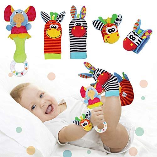 bambola x bambina Synchain Baby Rattle Toy Neonato