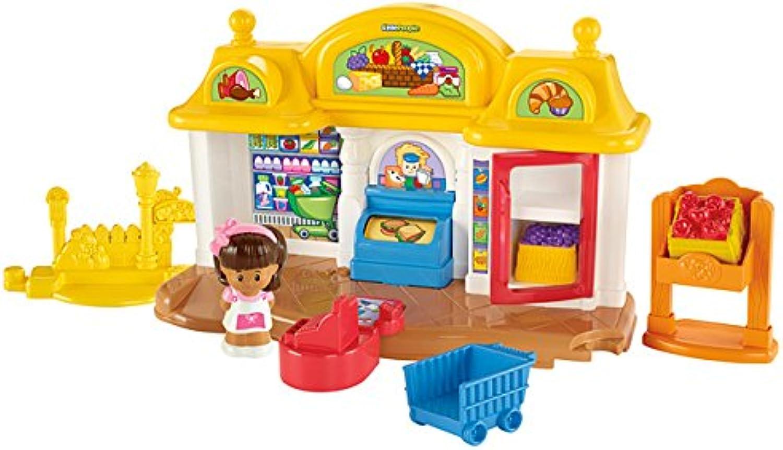 Mattel Fisher-Price Y8200 - Little People Kaufladen