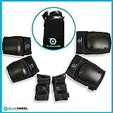 Bluewheel PS200 - Protecciones para Patinaje, Patines en línea, Bicicletas BMX,...