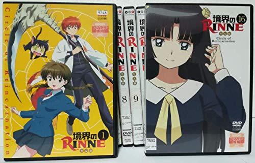 境界のRINNE 第1・第2シーズン [レンタル落ち] 全16巻セット [マーケットプレイス DVDセット商品]の拡大画像