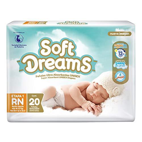 paquete de pañales de recien nacido fabricante Soft Dreams