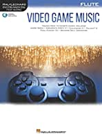 Video Game Music for Flute: Instrumental Play-Along Series