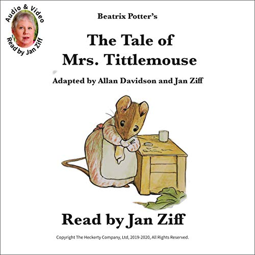 The Tale of Mrs. Tittlemouse cover art