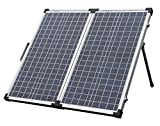 Valise solaire, panneau solaire, module solaire, set solaire photovoltaïque 100W, 12V