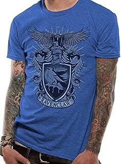 T-Shirt (Unisex-L) Ravenclaw (Blue)