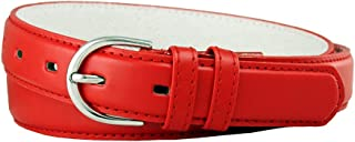 Solid Color Dress Leather Adjustable Skinny Belt for WomenMultiple Colors Available