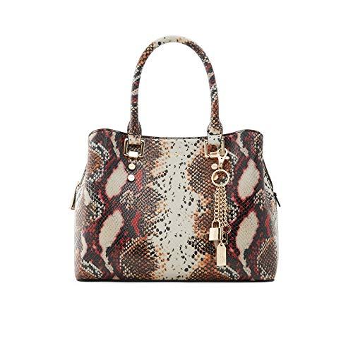 ALDO Women's Legoiri Top Handle Bag, Red