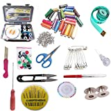 Macaw 3 Layer Sewing Box Kit with All Accessories